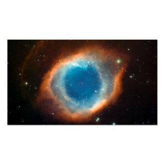 Helix Nebula Space Astronomy Business Card