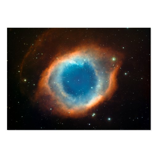 Helix Nebula Space Astronomy Large Business Cards (Pack Of 100)