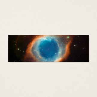 Helix Nebula Space Astronomy Mini Business Card