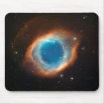 Helix Nebula Space Astronomy Mousepad