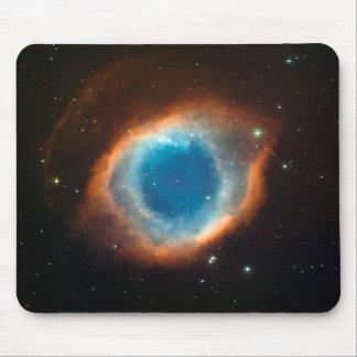 Helix Nebula Space Astronomy Mouse Pad