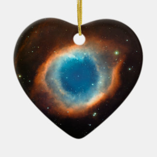 Helix Nebula Space Astronomy Christmas Tree Ornaments