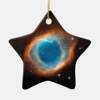 Helix Nebula Space Astronomy Ornament