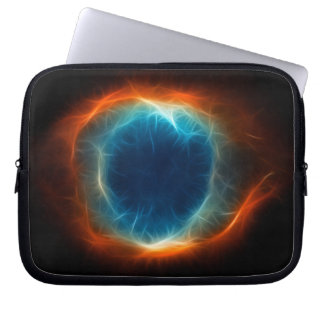 Helix Nebula Star Space Cloud Laptop Sleeve