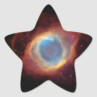 Helix Nebula Star Sticker