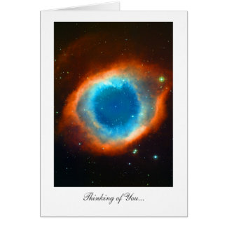 Helix Nebula - Thinking of You Card