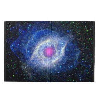 Helix Nebula Ultraviolet Eye of God Space Photo iPad Air Cover