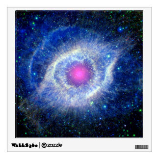 Helix Nebula Ultraviolet Wall Decals