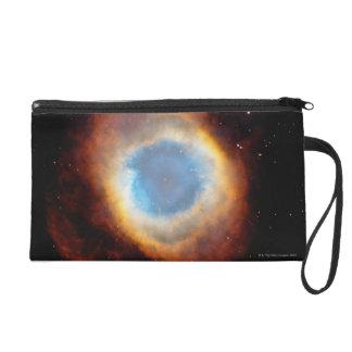 Helix Nebula Wristlet Purse