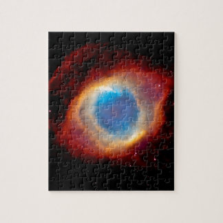 Helix Planetary Nebula NGC 7293 - Eye of God Jigsaw Puzzle
