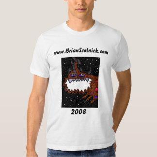 Hell-Beastes-SpaceShip - Customized Shirt