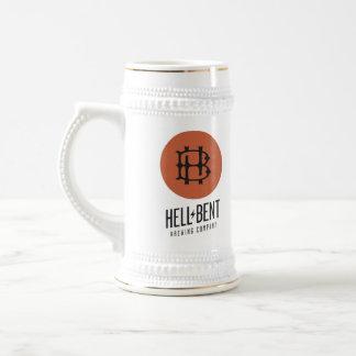 Hell-Bent Brew Co Stein