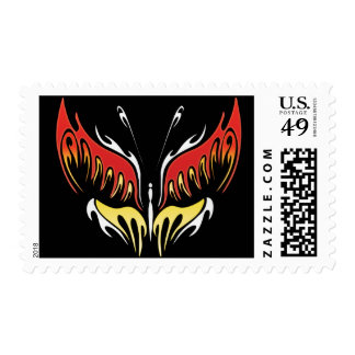 hell butterfly Postage