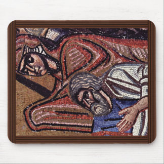 Hell  By Meister Der Nea-Moni-Kirche In Chios (Bes Mouse Pad