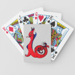 Hell Cat Demon Goth Bicycle® Playing Cards