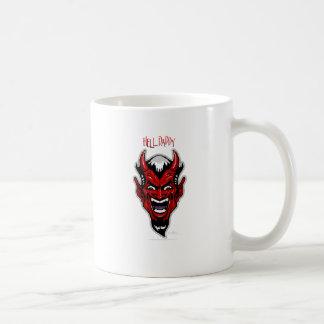 Hell Daddy Logo Brand - Who's Your Daddy? Coffee Mug
