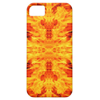 Hell Demon in Fire iPhone SE/5/5s Case