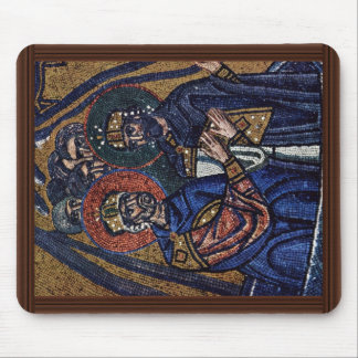 Hell Details: Risen Biblical Kings By Meister Der Mouse Pad