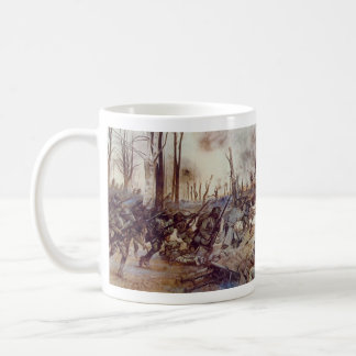 Hell Fighters from Harlem by H. Charles McBarron Coffee Mug