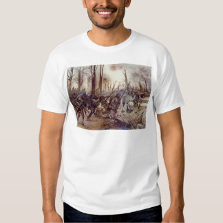 Hell Fighters from Harlem by H. Charles McBarron T Shirts