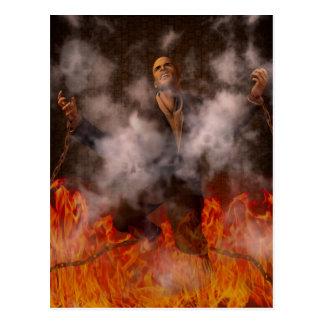 Hell Fire Postcard