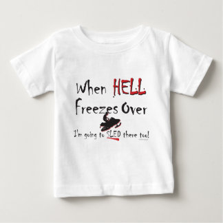 HELL-FREEZES-on-ash-[Conver Baby T-Shirt