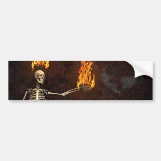 Hell hath no fury bumper sticker