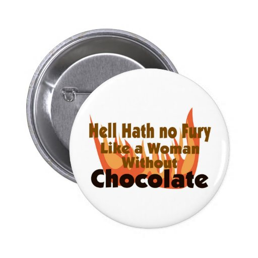 Hell Hath No Fury Buttons