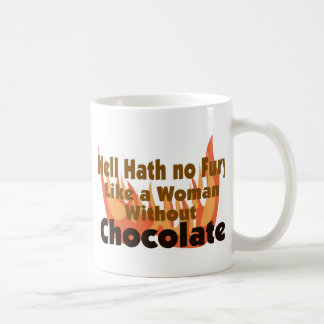Hell Hath No Fury Coffee Mug