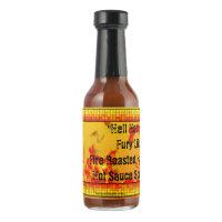 Hell Hath No Fury Like Hot Sauce