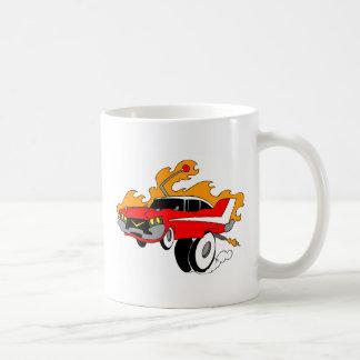 Hell Hath No Fury Classic White Coffee Mug