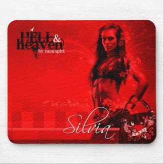 Hell&Heaven Silvia Tapetes De Raton