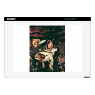 "Hell. Hieronympous Bosch. 1503-1504 15"" Laptop Skin"