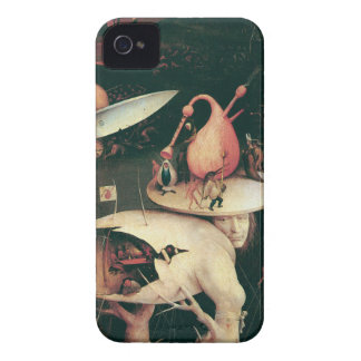 Hell. Hieronympous Bosch. 1503-1504 Case-Mate iPhone 4 Case