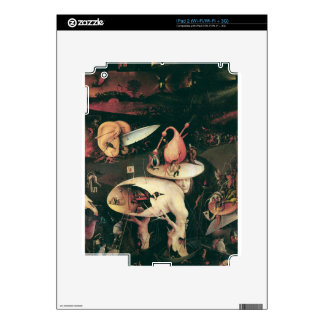 Hell. Hieronympous Bosch. 1503-1504 Decal For The iPad 2