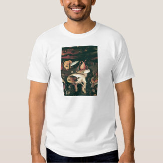 Hell. Hieronympous Bosch. 1503-1504 T-shirt