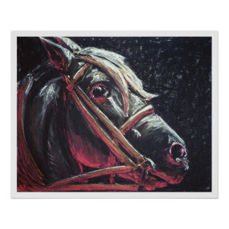 Hell Horse Poster