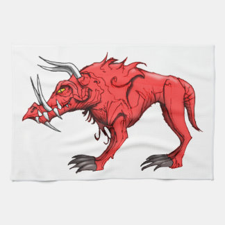 HELL HOUND TOWEL