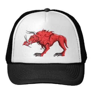 HELL HOUND TRUCKER HAT