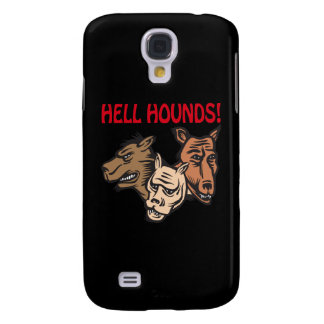 Hell Hounds Samsung S4 Case