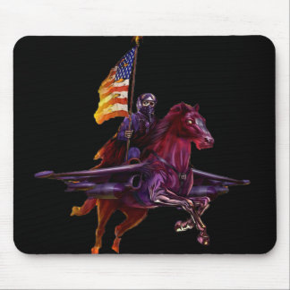 Hell Jet Fighter Mousepads