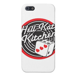 HELL KATS KITCHEN CASE FOR iPhone SE/5/5s