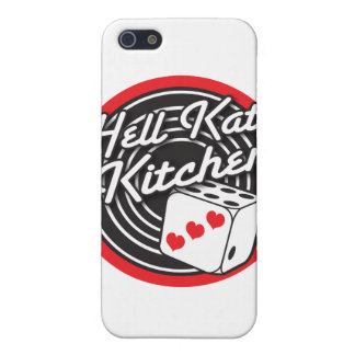 HELL KATS KITCHEN COVER FOR iPhone SE/5/5s