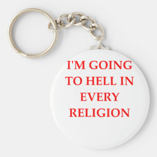 HELL KEYCHAIN