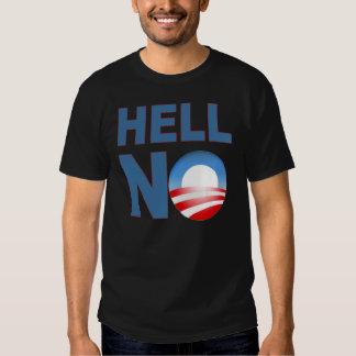 HELL NO! BHO has got to go! Tee Shirt