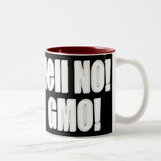 Hell No! GMO! Coffee Mug