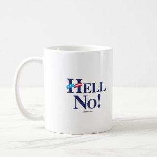 Hell No Hillary Mug