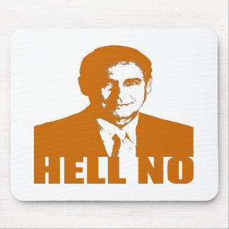 Hell No Mouse Pads