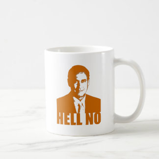 Hell No Coffee Mugs