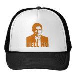 Hell No Trucker Hat